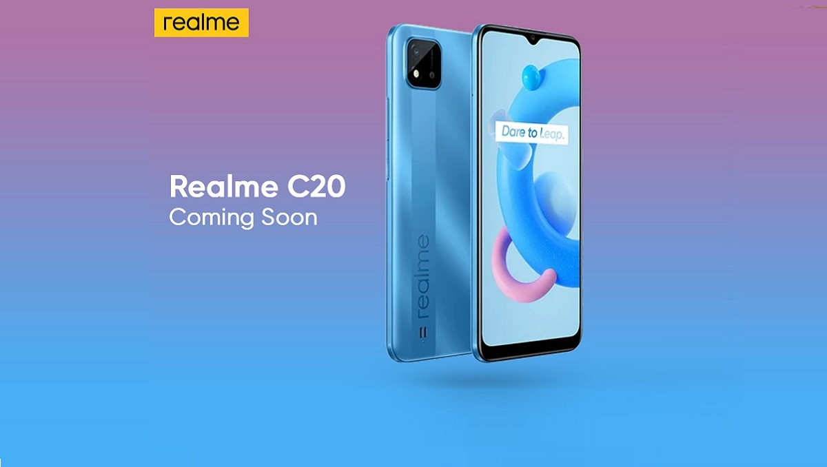 Photo of Realme C20 Expected to Arrive Soon: Check Leaked Details