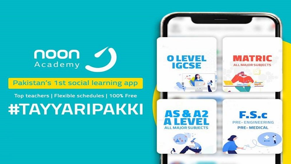 Photo of Noon Academy App Helps Students in All Major Subjects