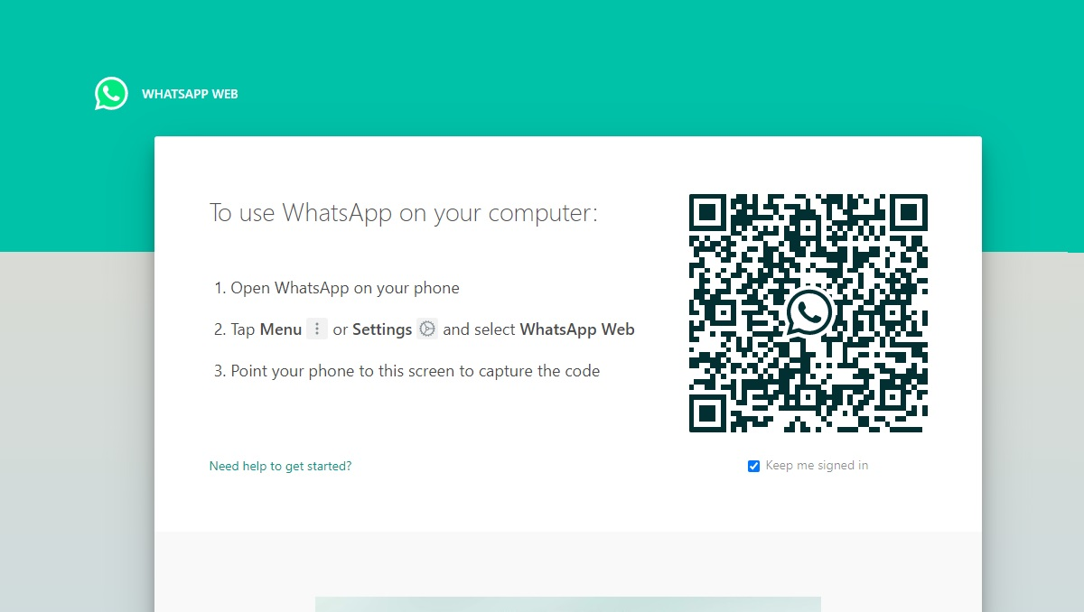 Photo of WhatsApp Releases Updated Web Version