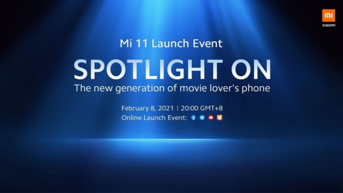 Xiaomi Mi 11 Global Announcement