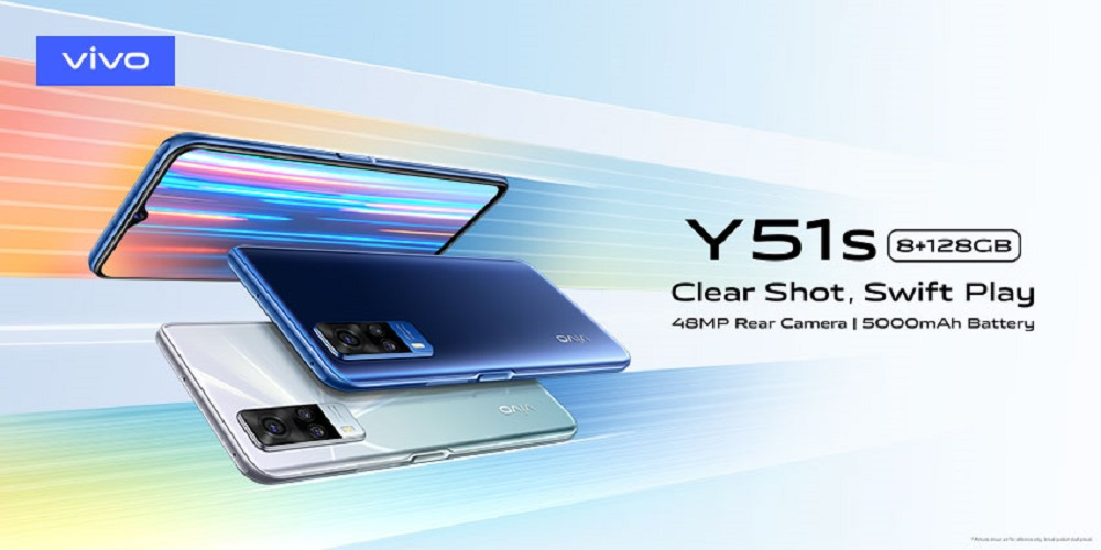 Photo of vivo Introduces Y51s For Clear Shots & Swift Performance