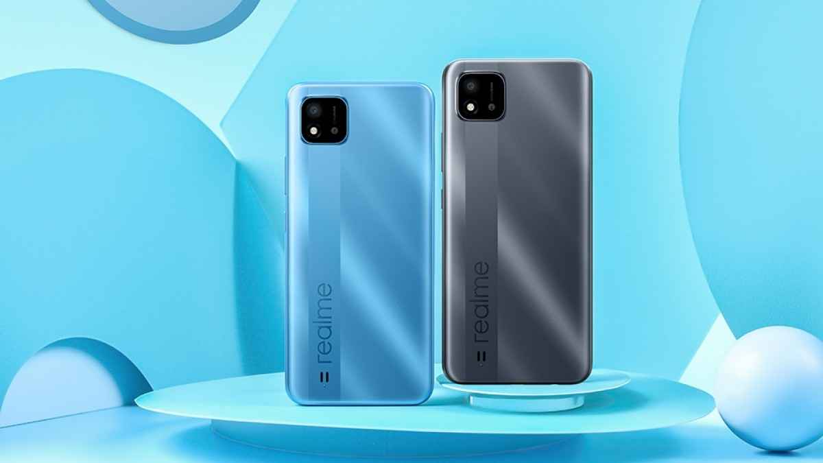 Realme C20 Comes with MediaTek Helio G35