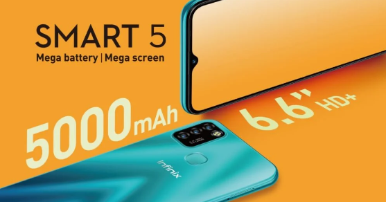 Photo of Infinix smart 5 set to arrive in first quarter of 2021
