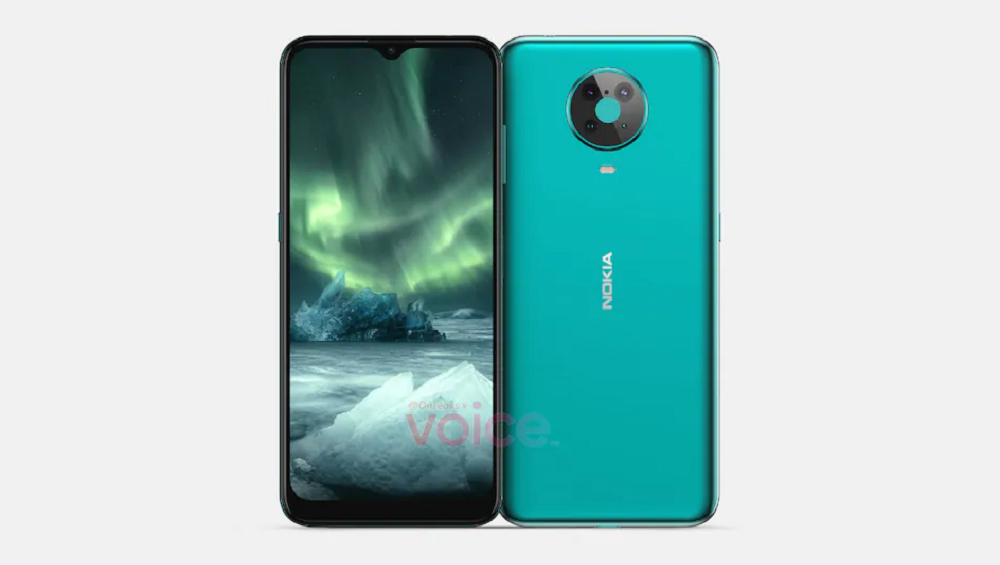 Nokia 6.3 to Come with Waterdrop-Style Notch