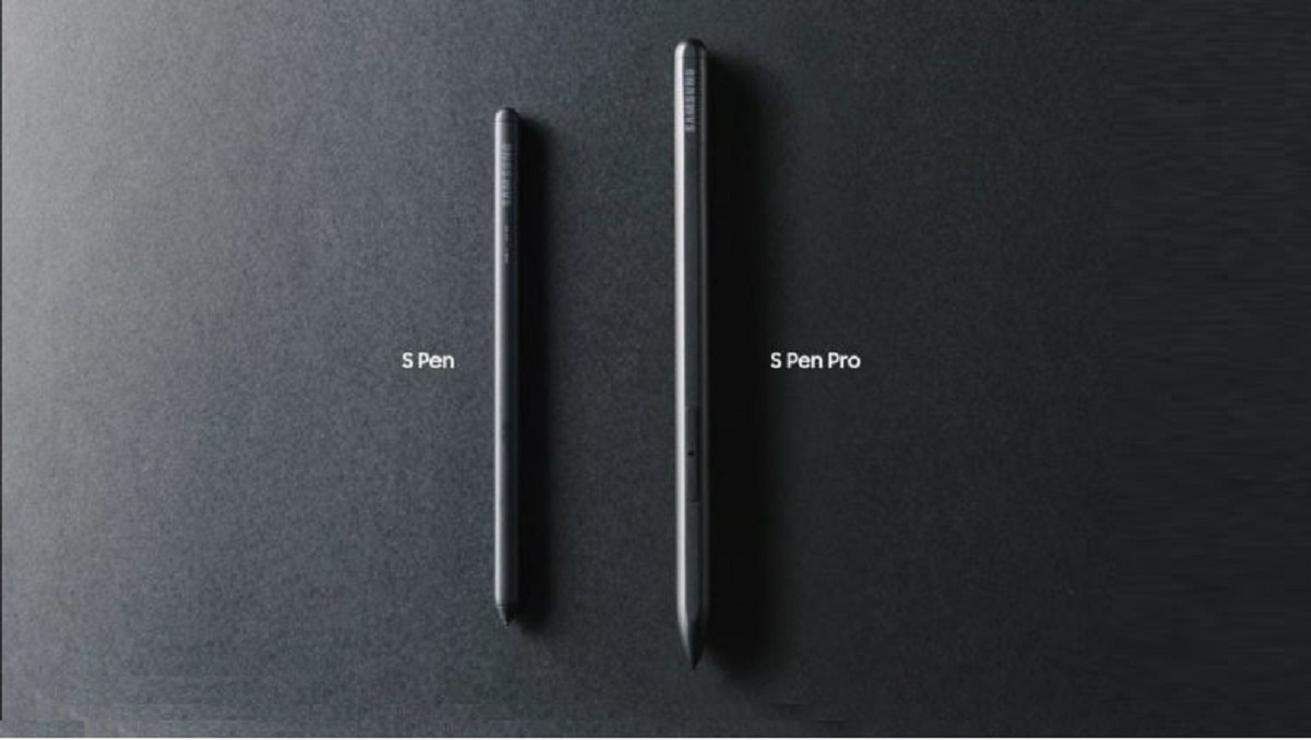Photo of Samsung S Pen Pro Pencil-Sized Stylus Launched, Compatible with Galaxy S21 Series