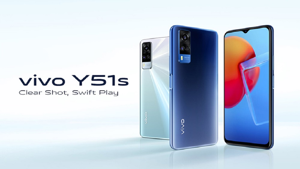 Vivo Launches Y51s in Pakistan