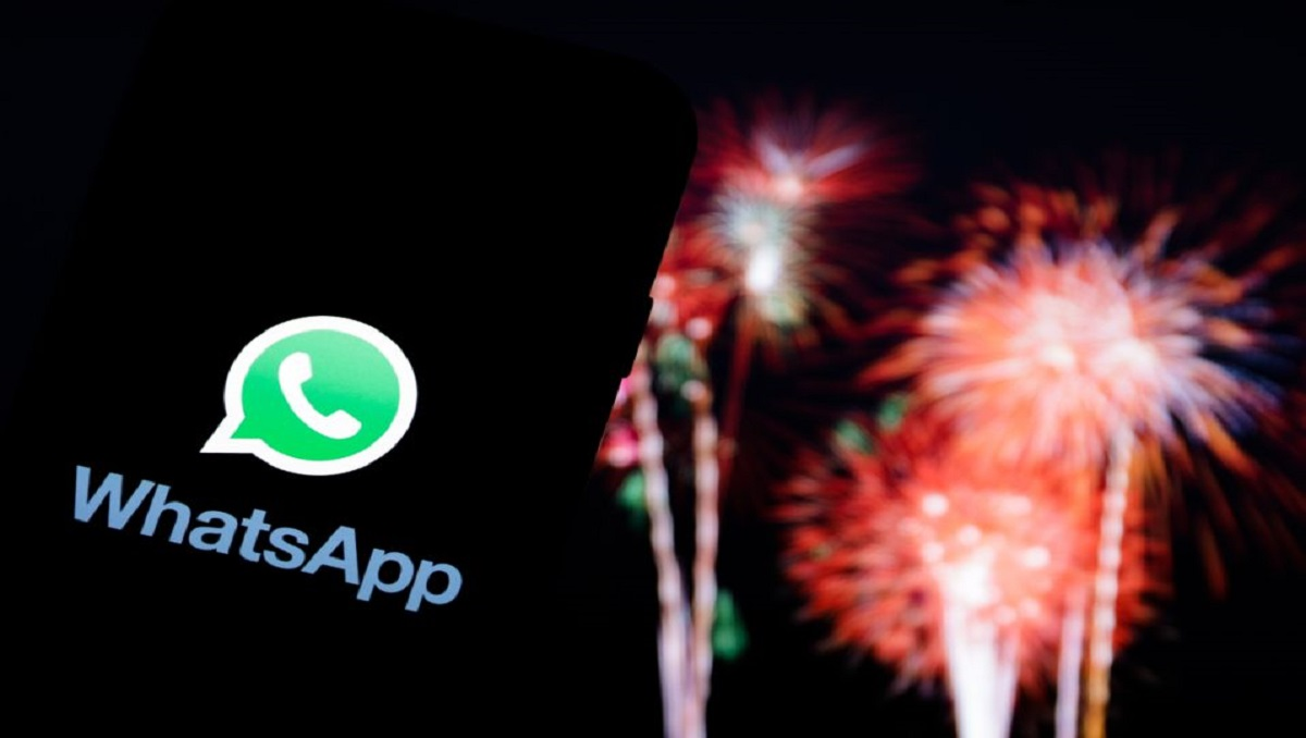 Photo of WhatsApp Sets New Record During Socially Distanced New Year's Eve