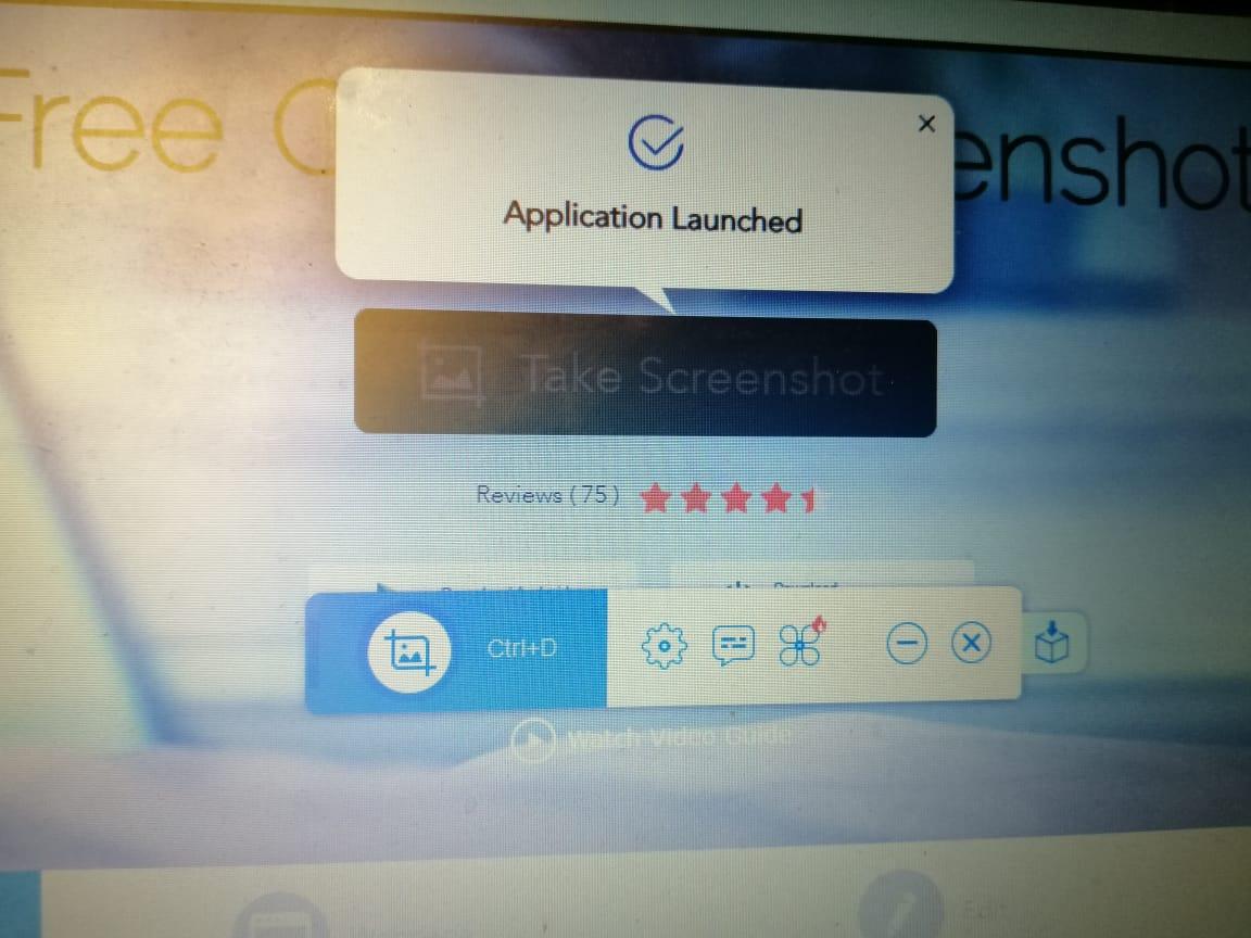 screenshot on laptop shortcut key