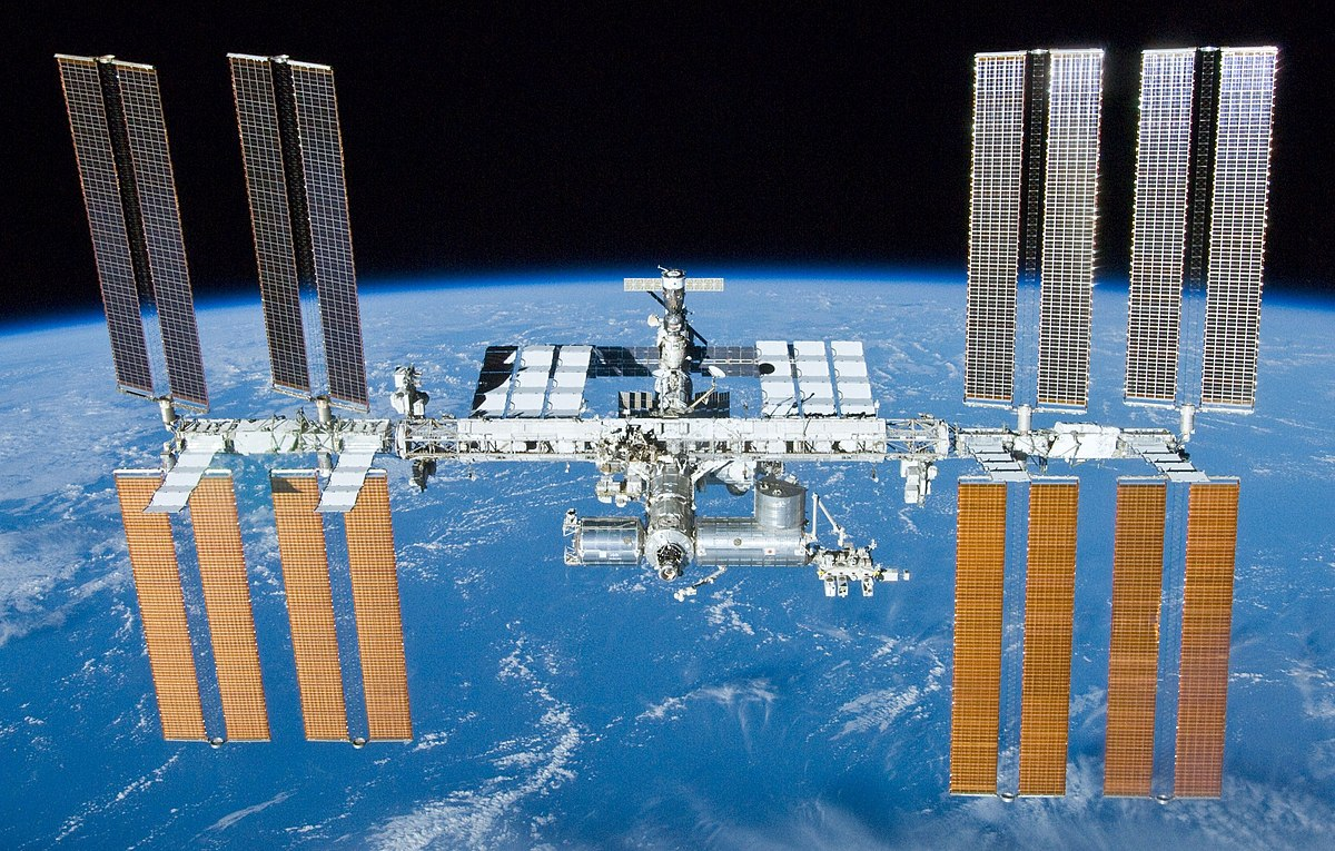 Astronauts Carry out Power Upgrades for Space Station
