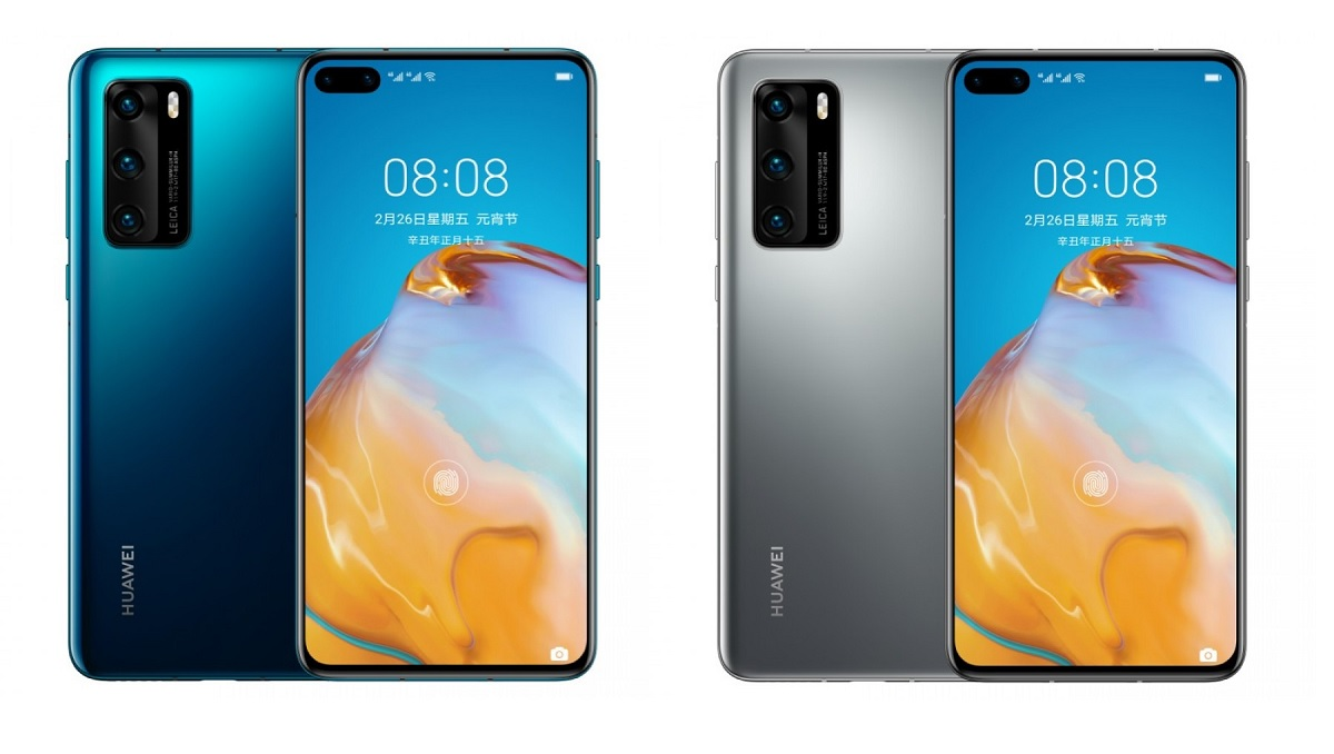Photo of Huawei Announces P40 4G with Kirin 990 SoC