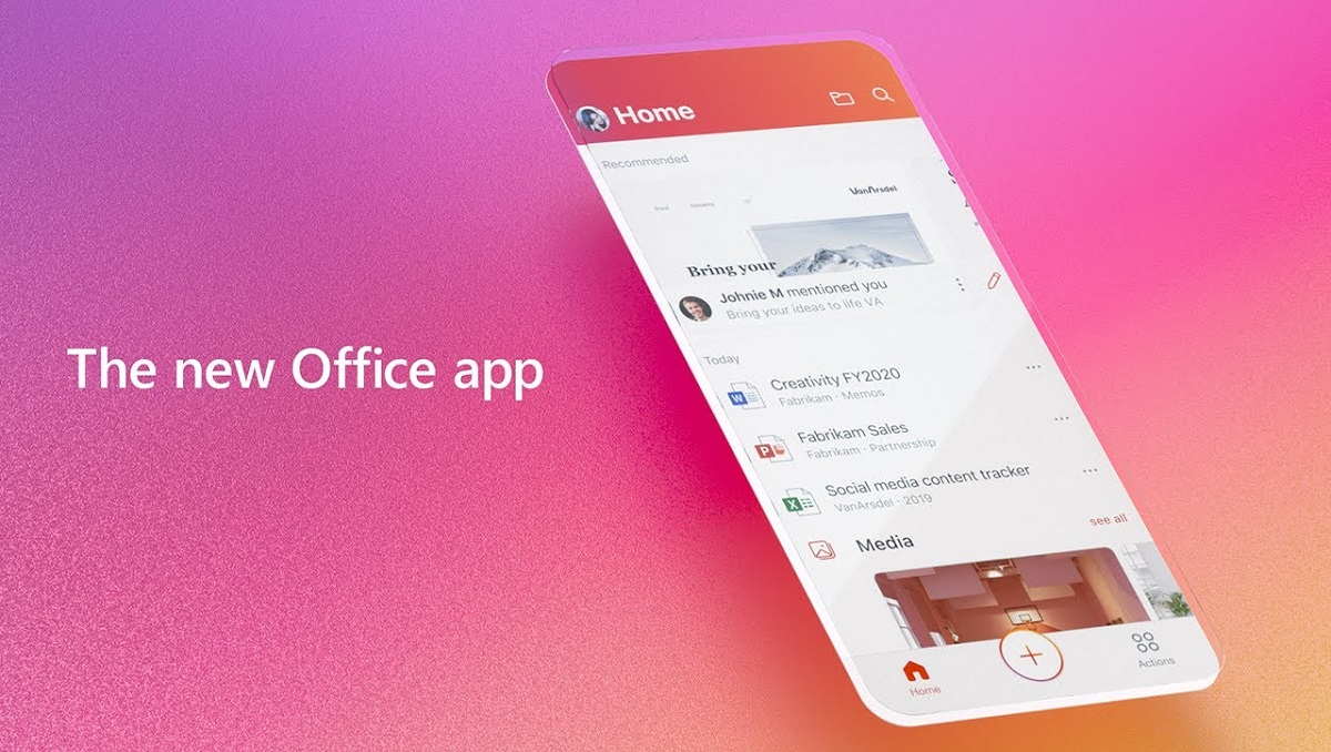 Microsoft Office App is Now Available on iPad