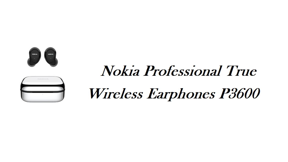 True Wireless Earphones P3600