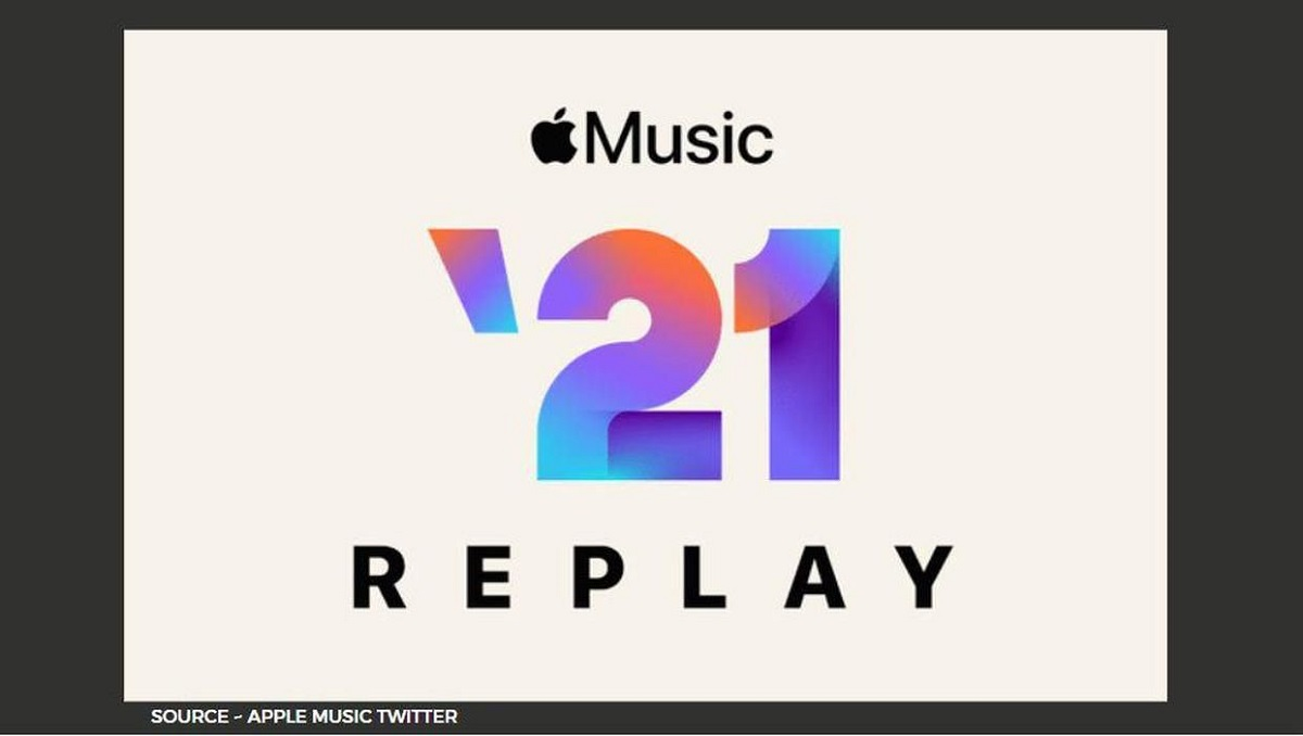 Now Enjoy Apple Music Replay 2021 Playlist Both on App and Web