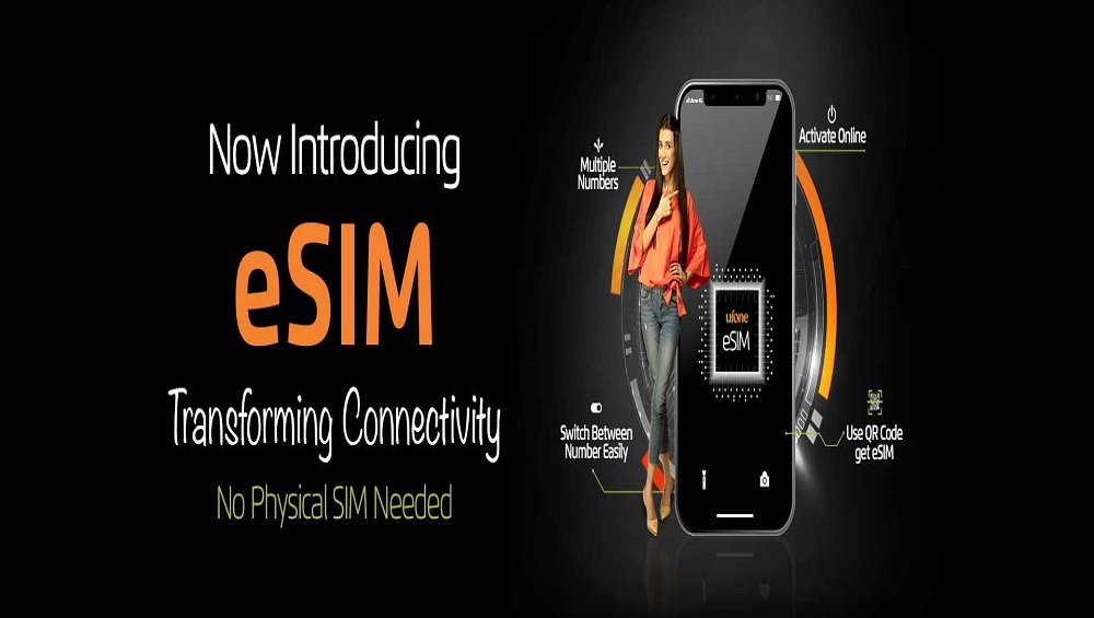 Photo of Now Transform Connectivity with Ufone eSIM