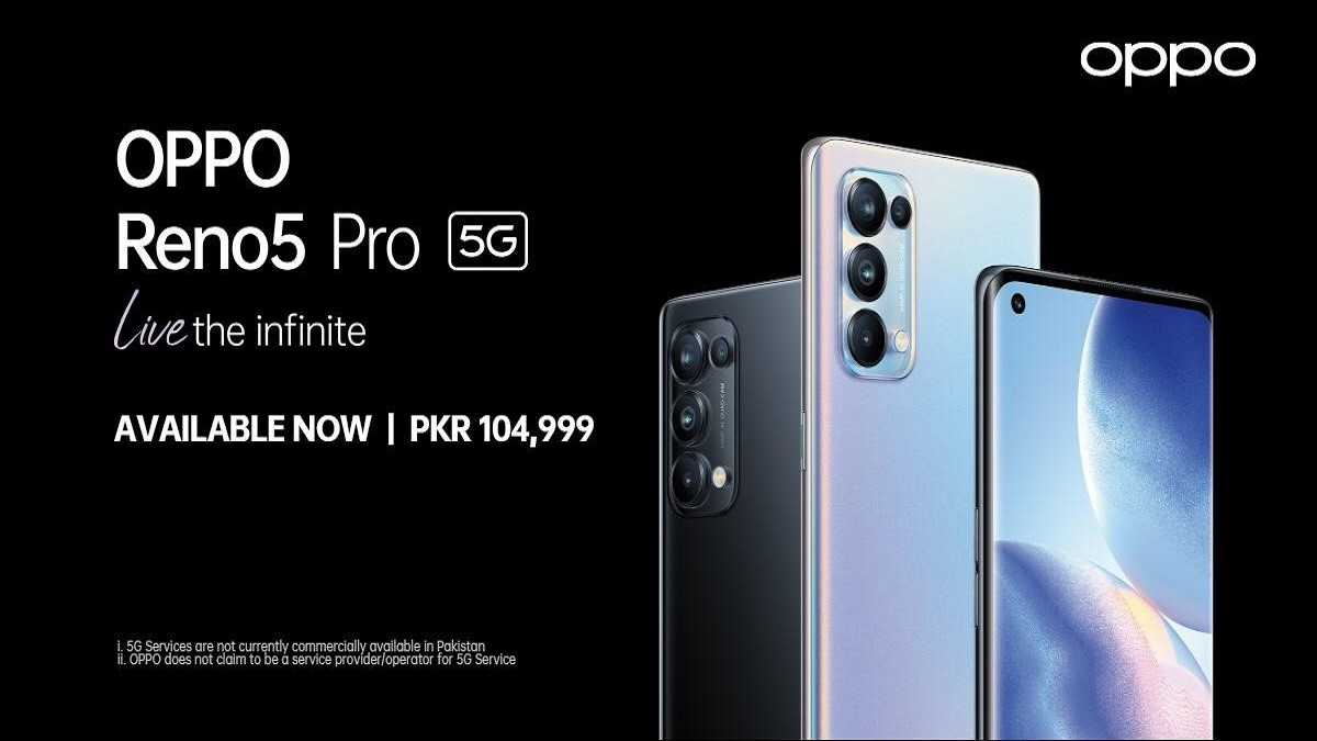 Photo of OPPO Unravels Infinite Possibilities with its New Reno5 Pro Equipped with 5G Technology