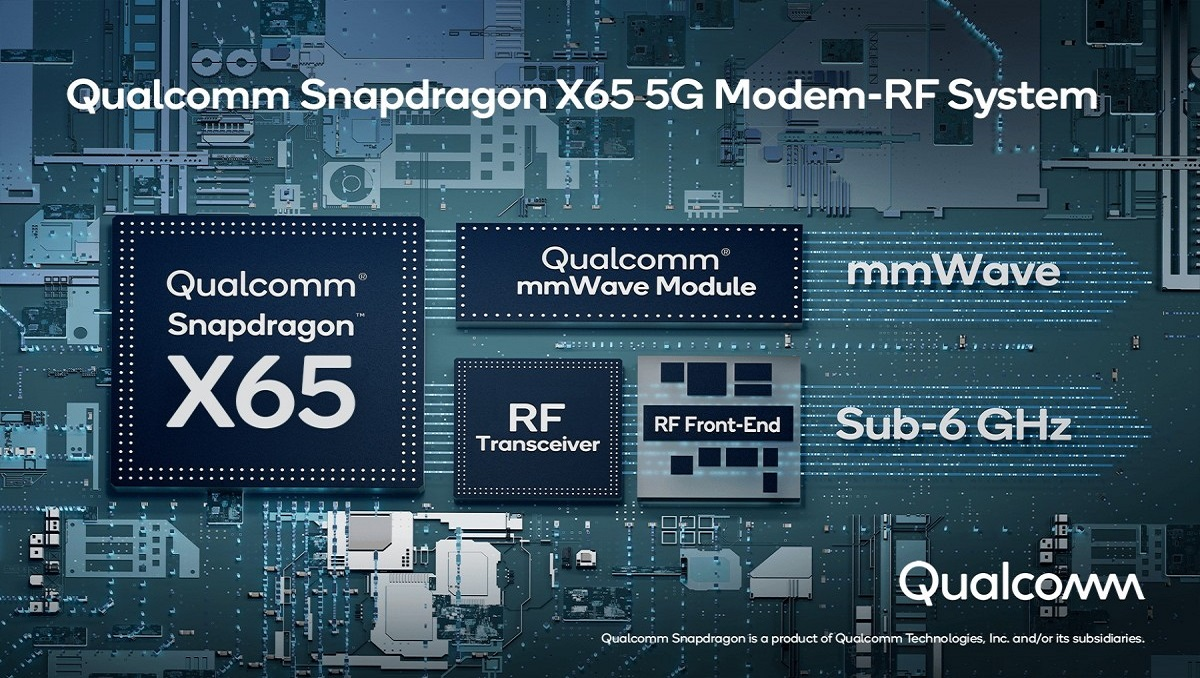 Qualcomm X65