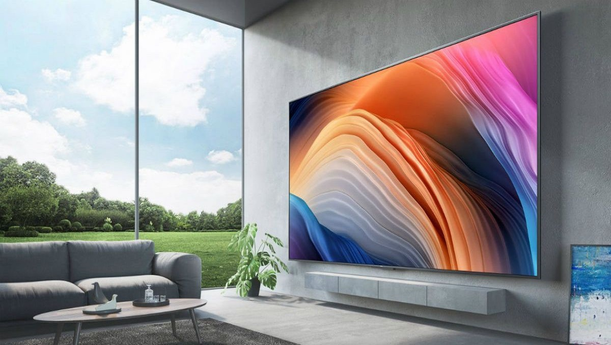 "Photo of Xiaomi Released Gigantic Size Redmi MAX 86"" Ultra HD Smart TV"