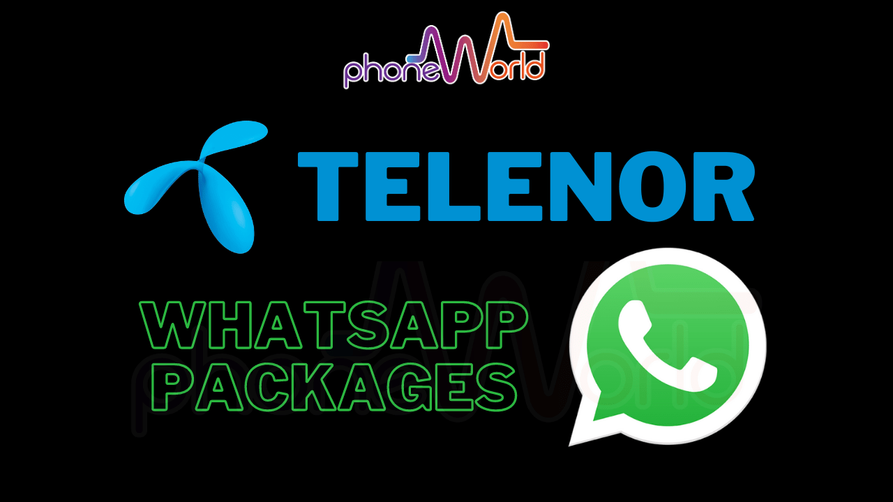 Photo of Telenor WhatsApp Packages 2021 – Daily, Weekly, Monthly Bundles
