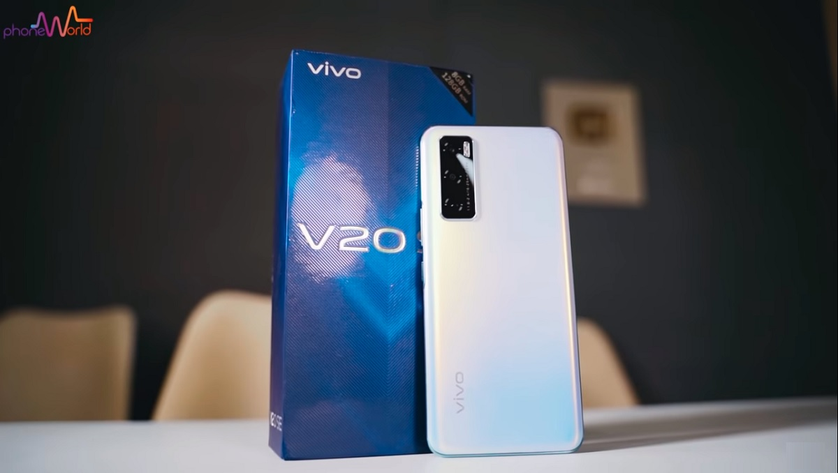 Vivo V20 SE Review