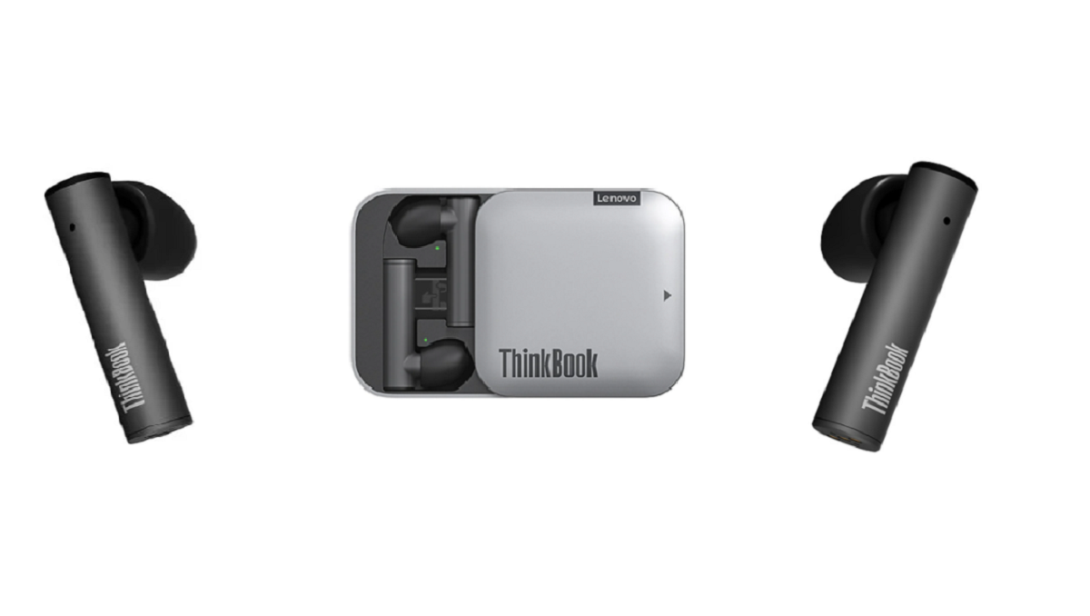 """Photo of Lenovo Launched """"Thinkbook Pods Pro"""" Earbuds for Laptops"""