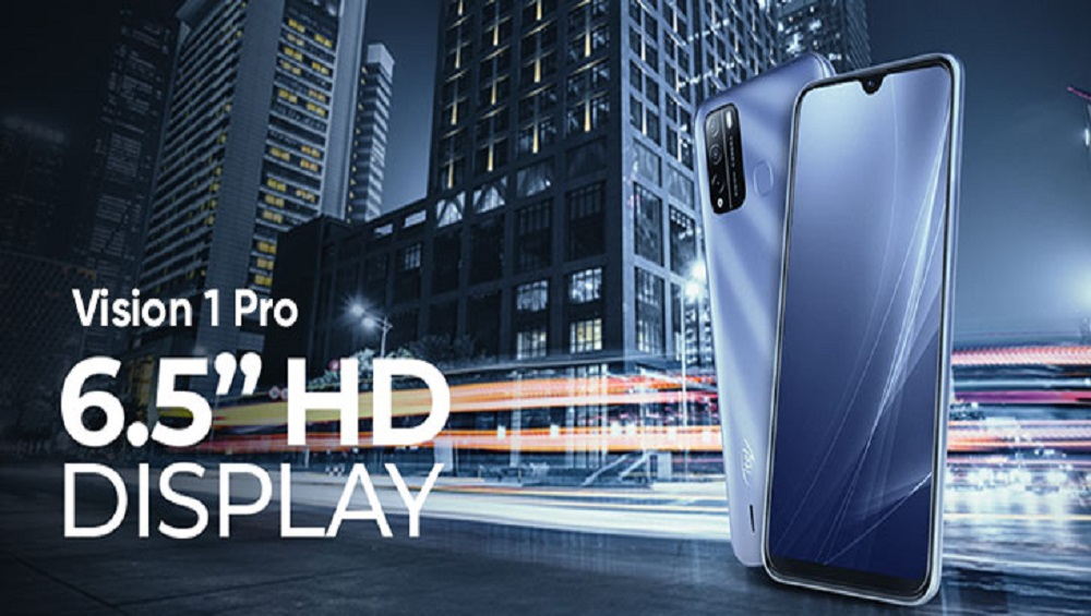 iTel Vision 1 Pro Launched in Pakistan