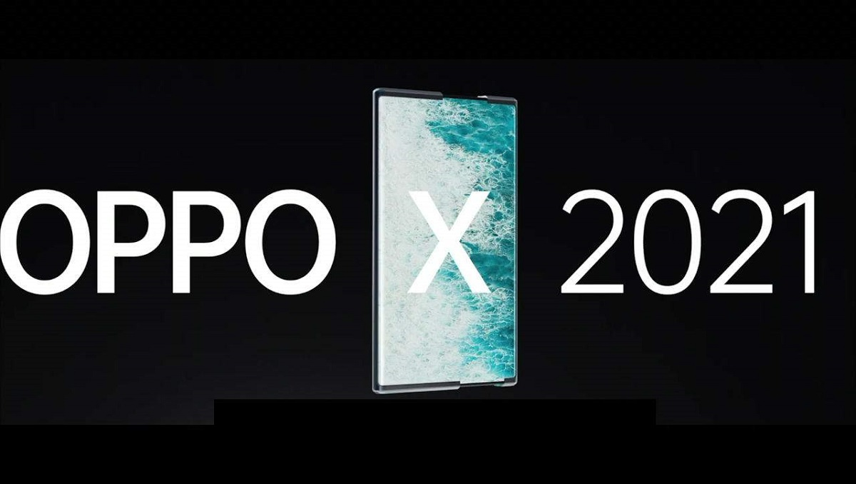 "Photo of Oppo Reveals the ""OPPO X 2021"" Rollable Smartphone Concept"