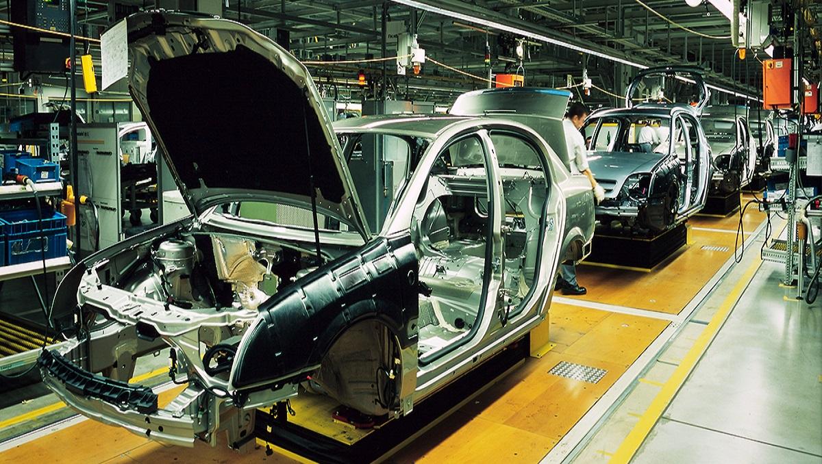 Chinese Electric Vehicle Plant Punjab