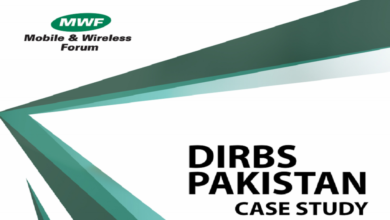 Pakistan DIRBS Deployment a Global Success Against Illegal Mobiles: MWF