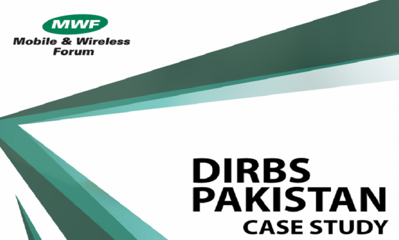 Pakistan DIRBS Deployment a Global Success Against Illegal Mobiles: MWF