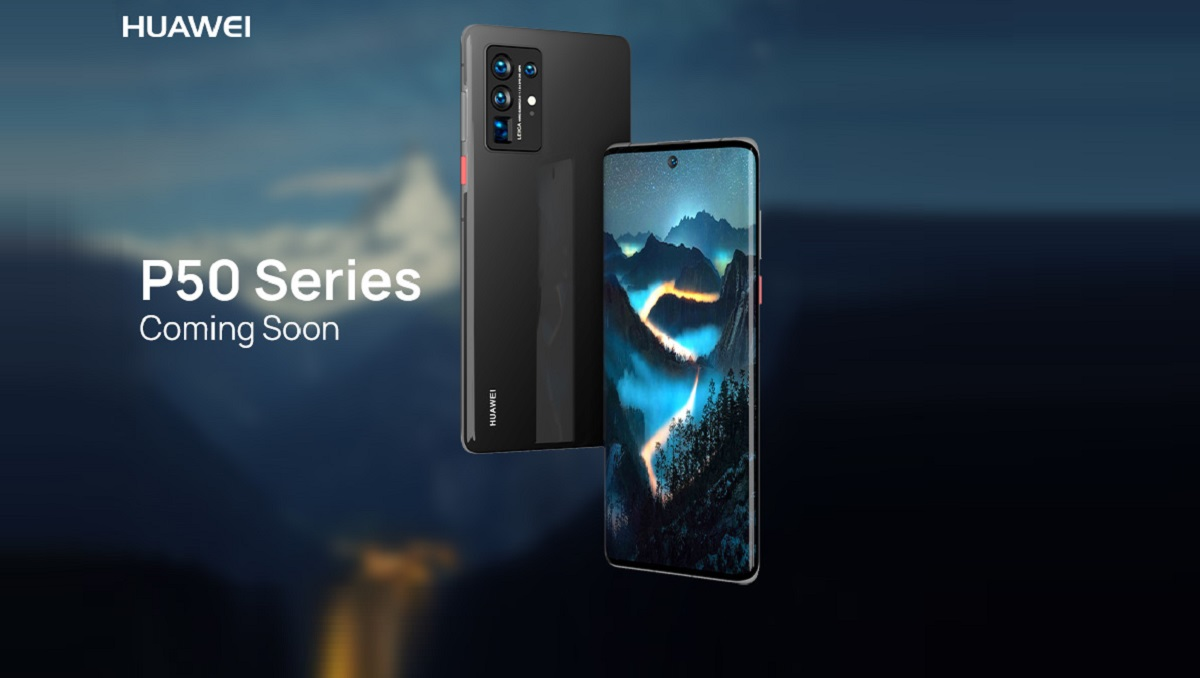 Photo of Huawei P50 Series Expected to Arrive in Second-Half of April 2021