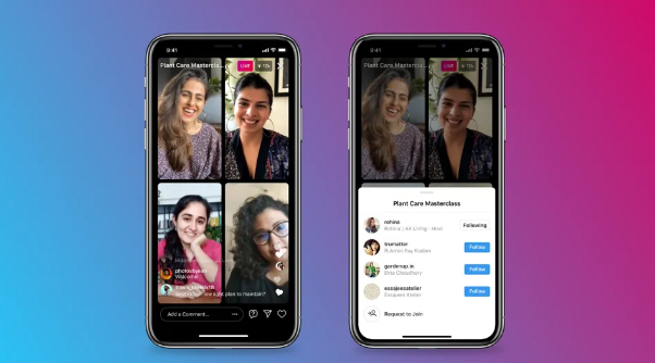 Photo of Instagram Live is now more like Zoom, here's a new feature