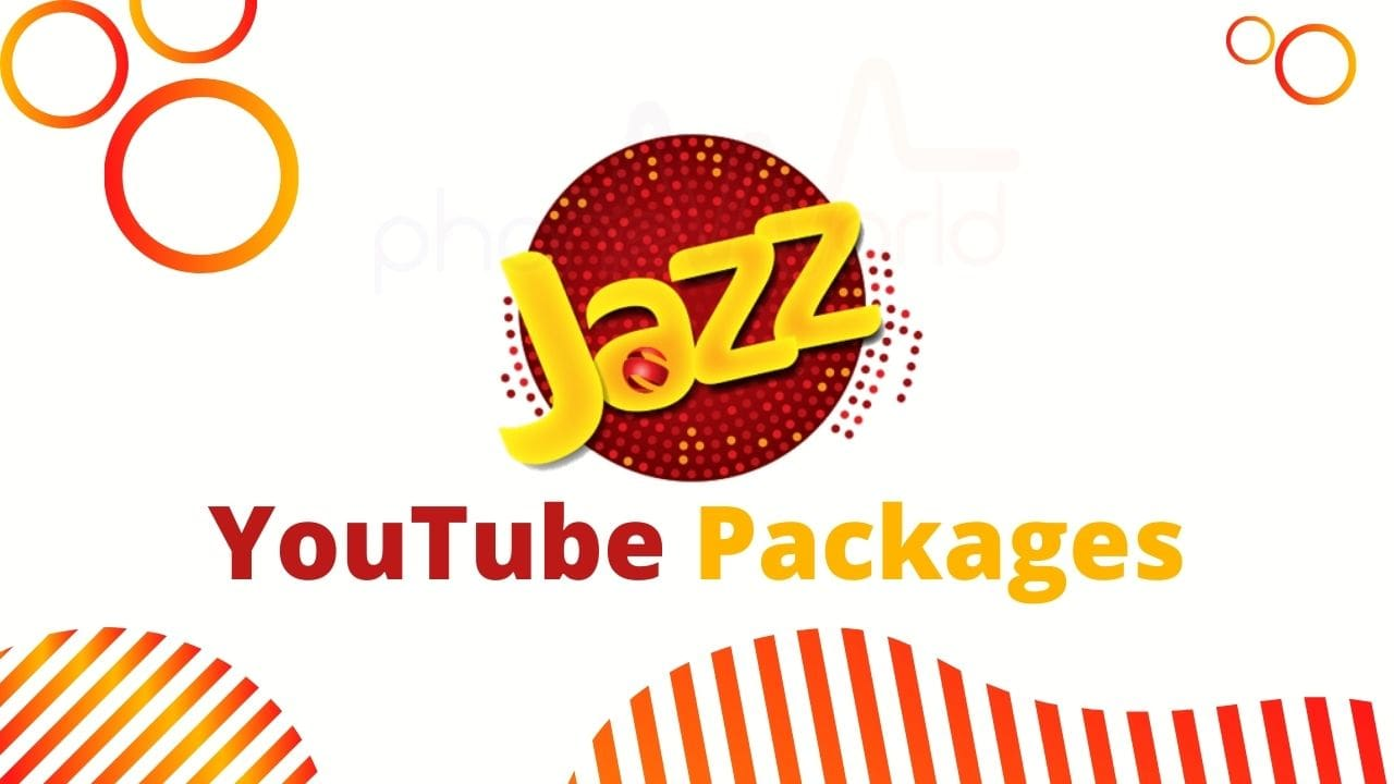 Photo of Jazz YouTube Packages – Daily, Weekly & Monthly Offers