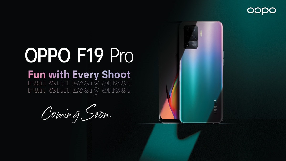 Photo of OPPO F19 Pro to Launch Soon – Here is a Sneak Peek of What is Yet to Come