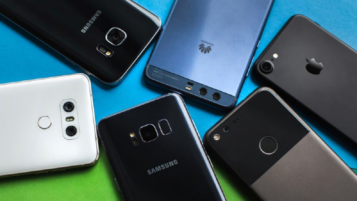 Cellphone Imports FY21