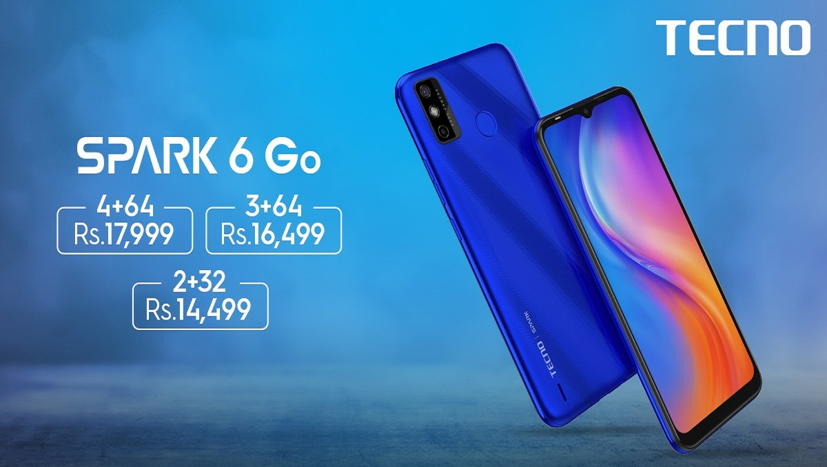 Price drop alert! TECNO phone Spark 6 Go is now more reasonable