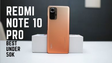 Redmi note 10 Pro best under 50K second