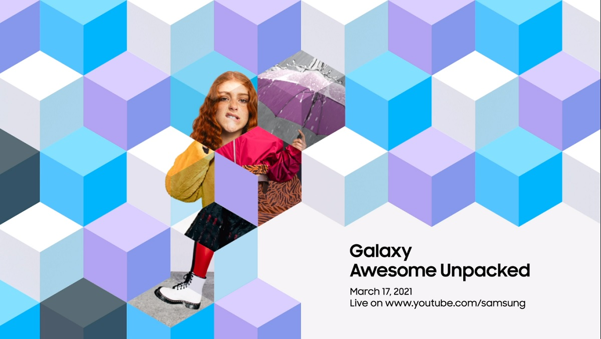 Samsung Announces Launch Event for March 17