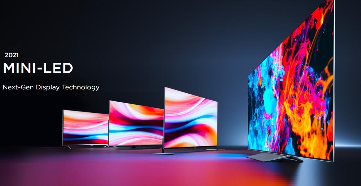 TCL Mini-LED Smart TV