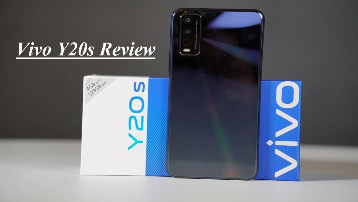 Vivo Y20s Review