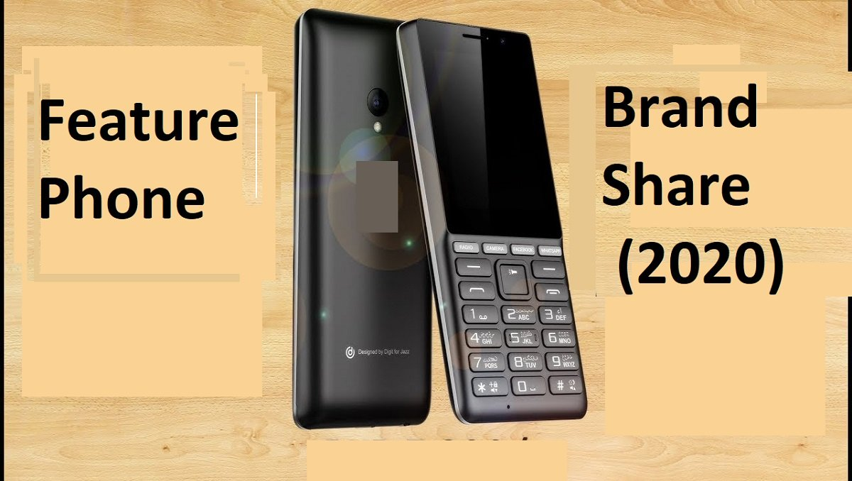 feature phone market share