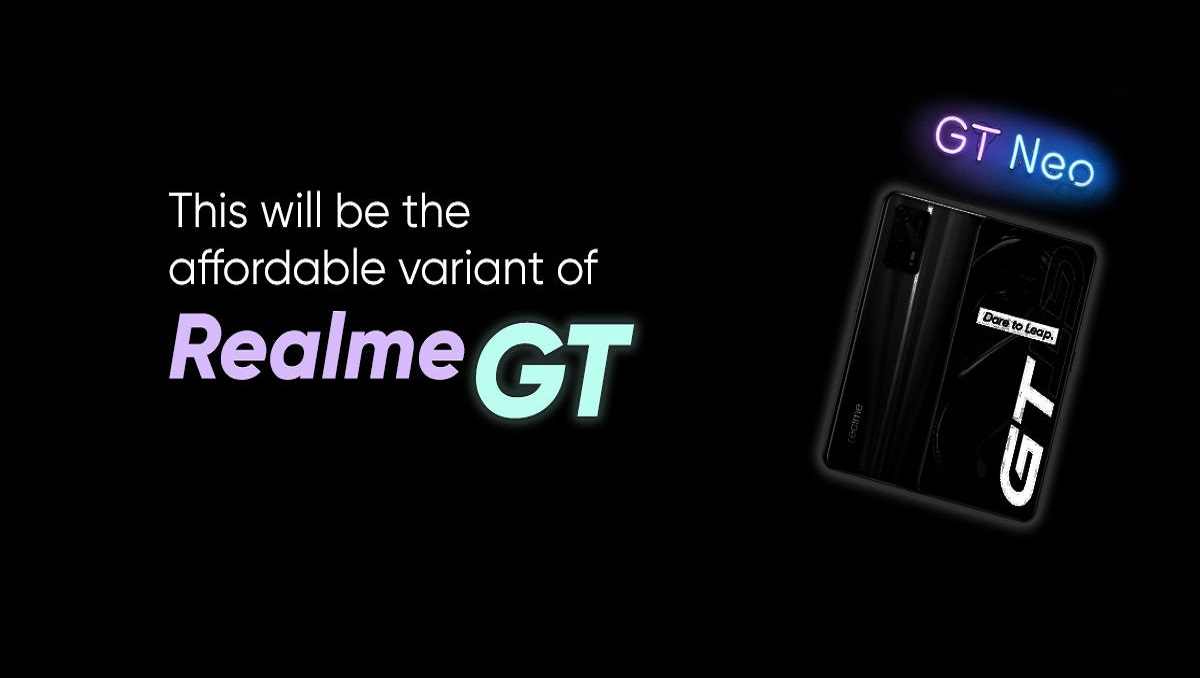 Photo of Realme GT Neo is Coming with High-end MediaTek Dimensity 1200