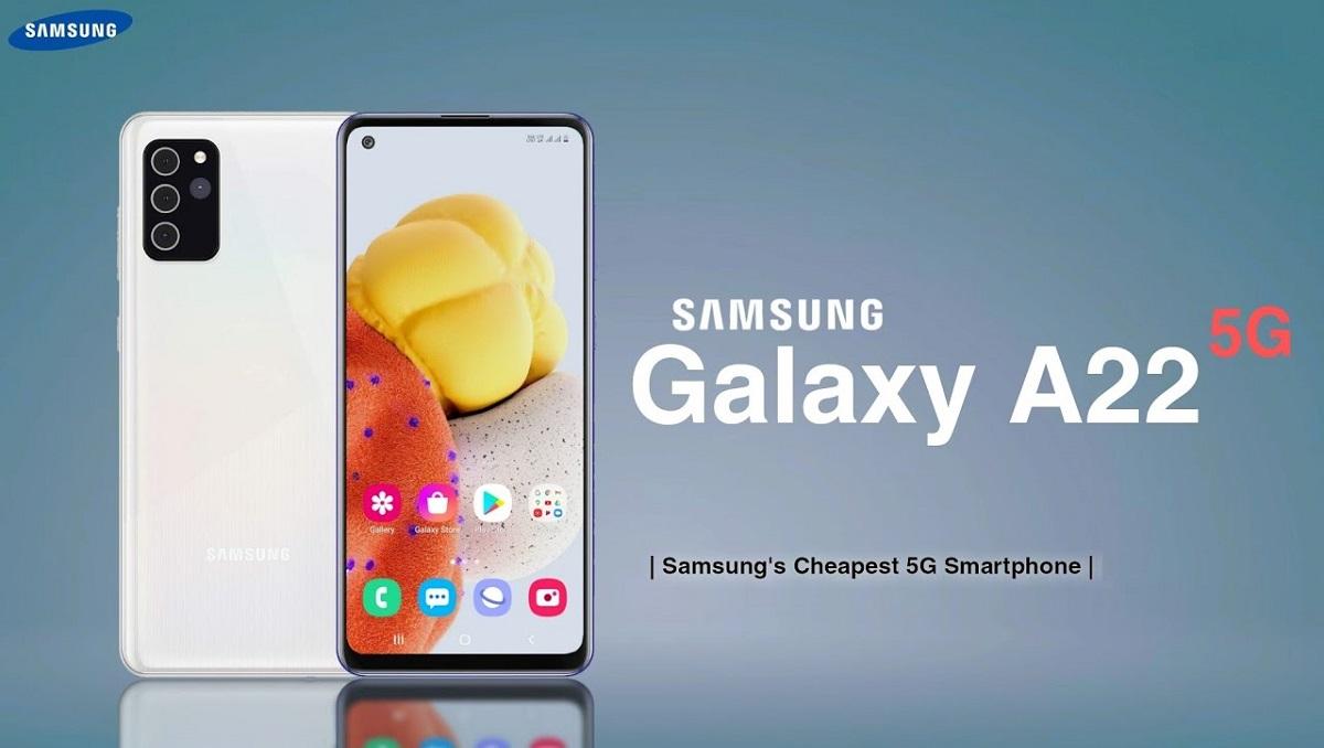 Galaxy A22