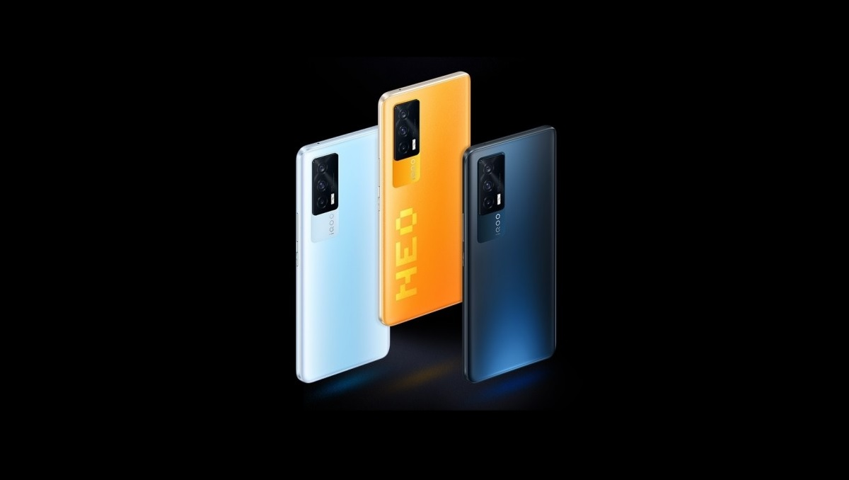 vivo iqoo neo5 official