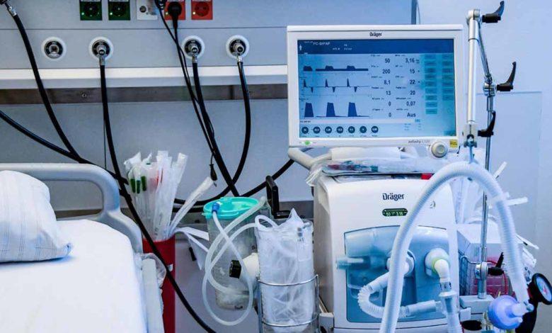 i-LIVE- Pakistan's First ICU Ventilator