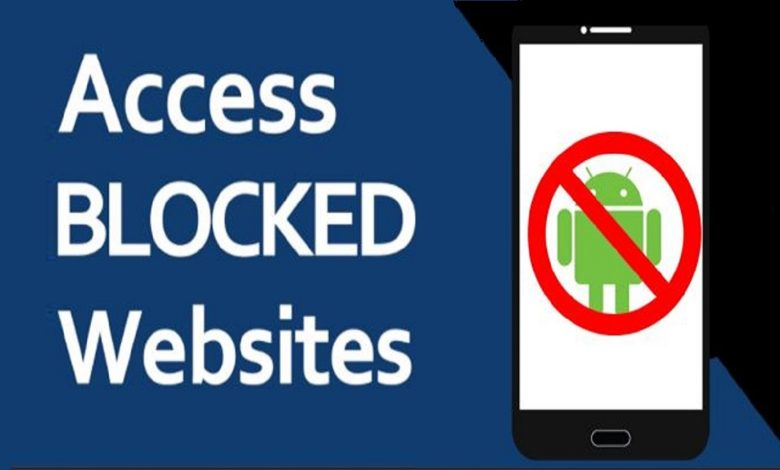 Access Blocked Websites on Android