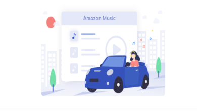 Now Enjoy Amazon Music Car Mode While Driving