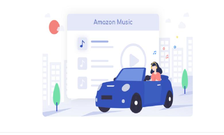 Now Enjoy Amazon Music Car Mode While Driving