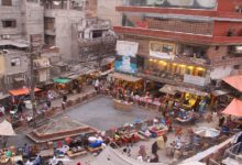Lahori Khoji-An App for Guided Tours of Walled City of Lahore