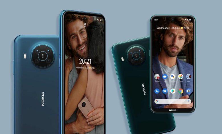 Nokia X20 X10