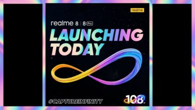 REALME 8 Series Live event blog coverage